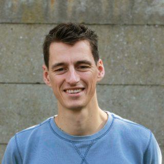 Pim, developer Nanda urenregistratie app
