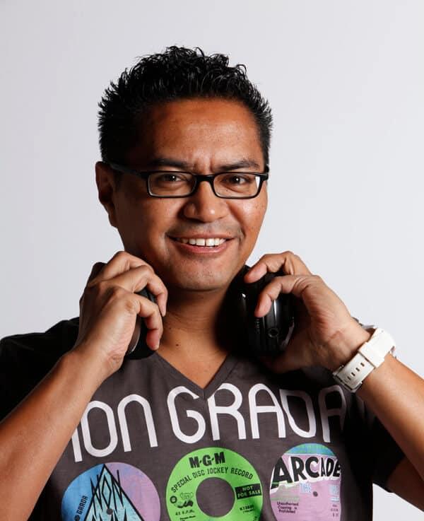 Allround DJ Melvin - Nanda urenoverzicht