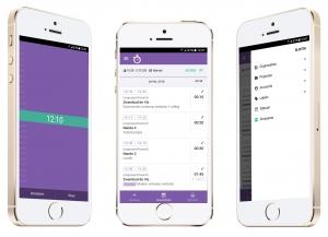 Nanda urenoverzicht - update Nanda 3 - nieuwe features - mobiele updates